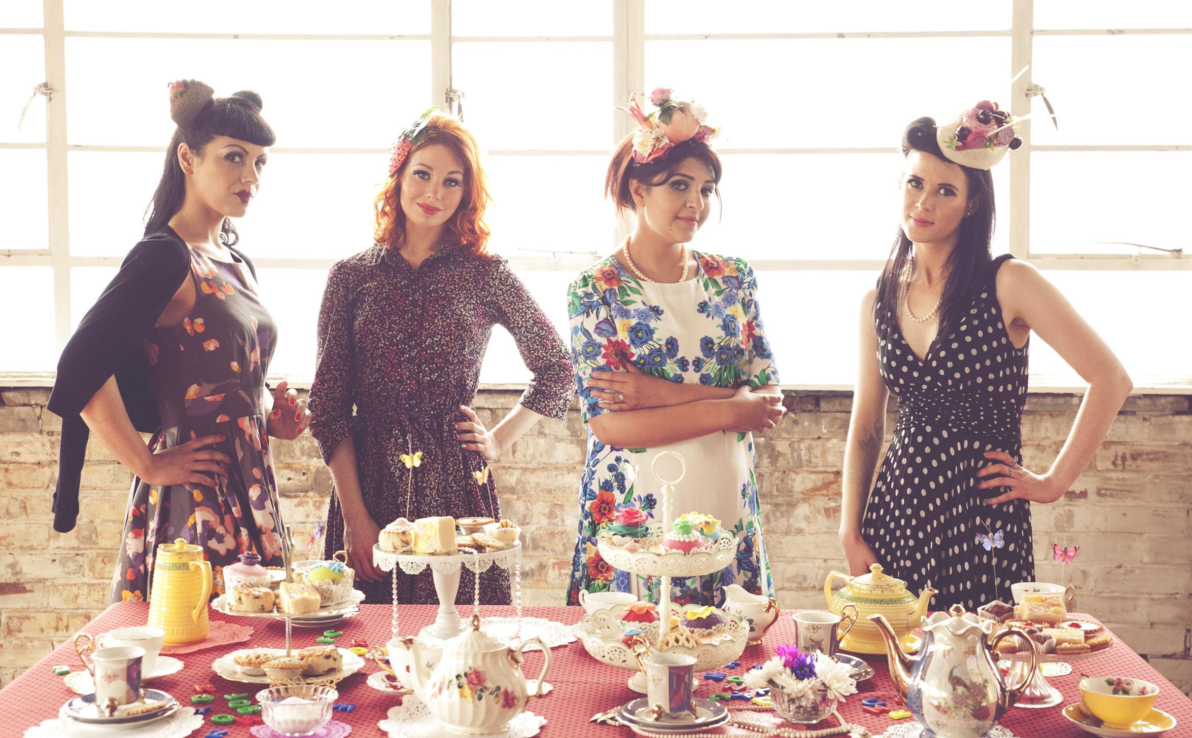 Sadia's Tea Party